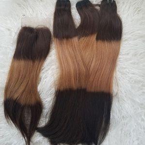 Luxury hair brand